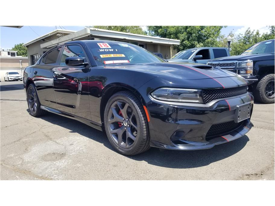 Used 2018 Dodge Charger SXT Plus Sedan 4D in Madera, CA