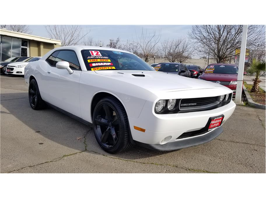 2012 Dodge Challenger R/T Coupe 2D in Madera, CA