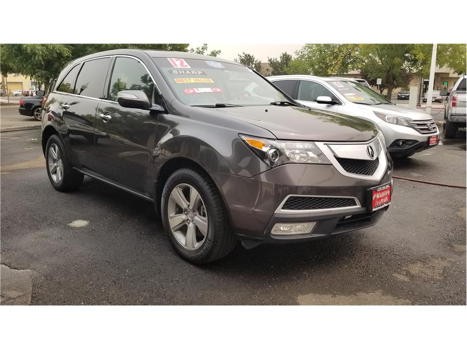 Used 2012 Acura MDX Sport Utility 4D in Madera, CA