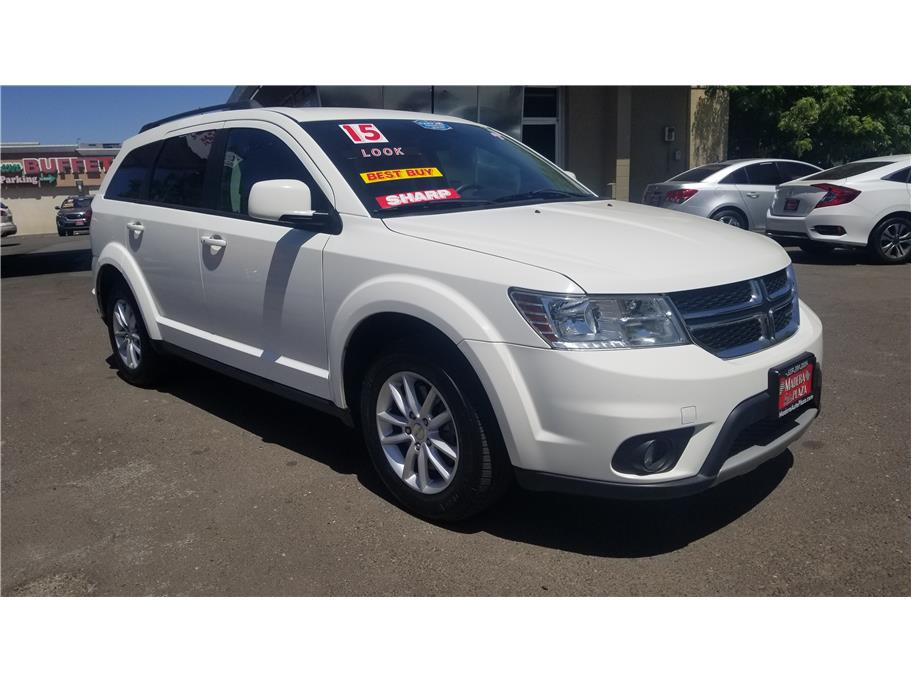 Used 2015 Dodge Journey SXT Sport Utility 4D in Madera, CA