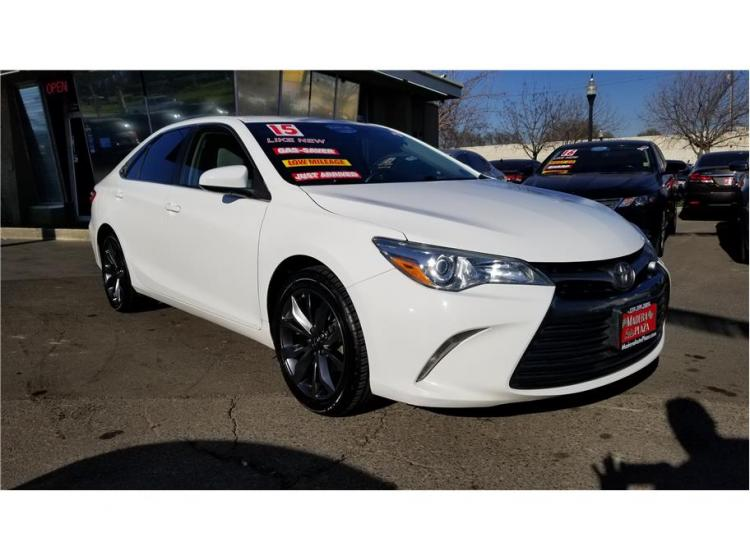 2015 Toyota Camry LE Sedan 4D in Madera, CA