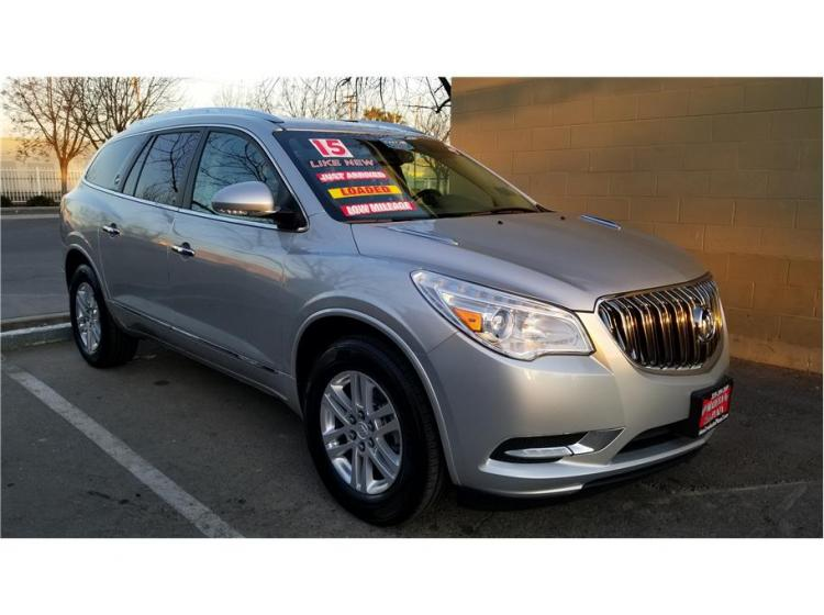 2015 Buick Enclave Convenience Sport Utility 4D in Madera, CA