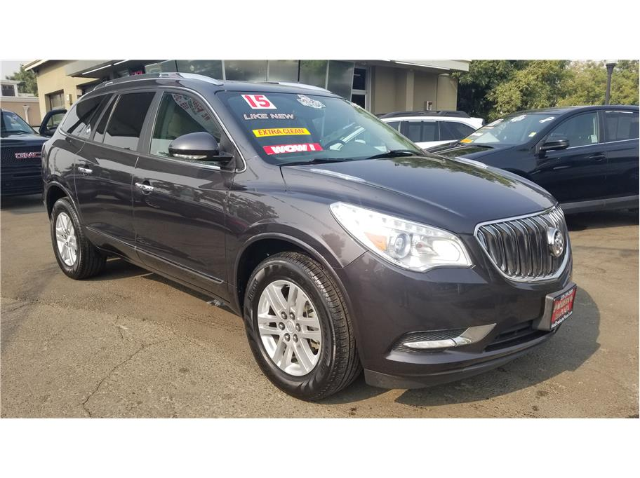 Used 2015 Buick Enclave Convenience Sport Utility 4D in Madera, CA