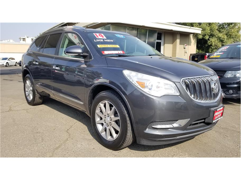Used 2014 Buick Enclave Leather Sport Utility 4D in Madera, CA