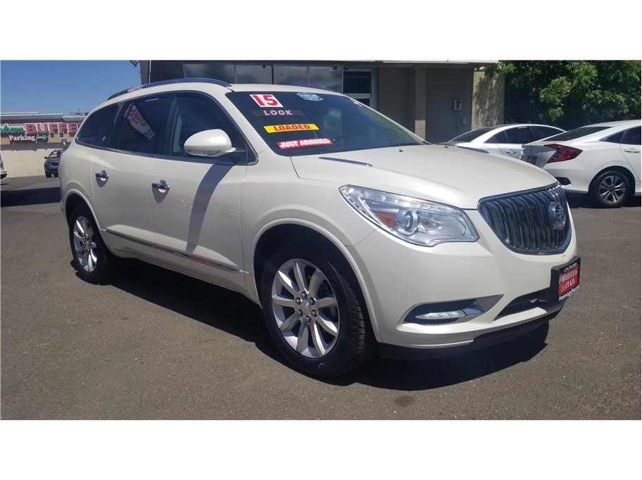Used 2015 Buick Enclave Premium Sport Utility 4D in Madera, CA
