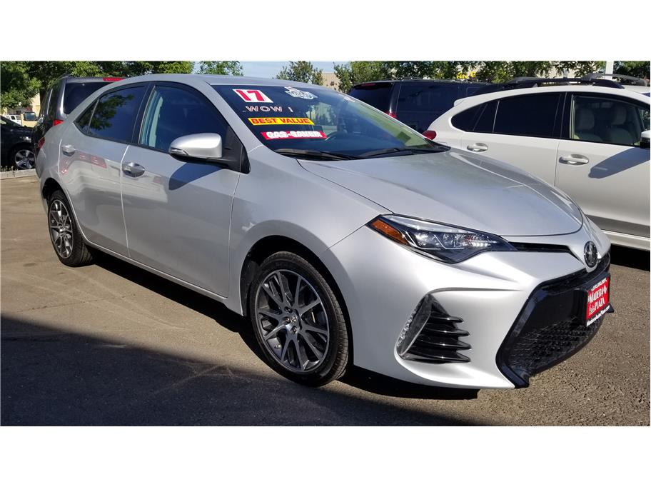 Used 2017 Toyota Corolla 50th Anniversary Special Edition Sedan 4D in Madera, CA