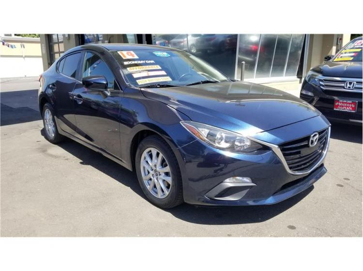 2014 MAZDA MAZDA3 i Touring Sedan 4D in Madera, CA