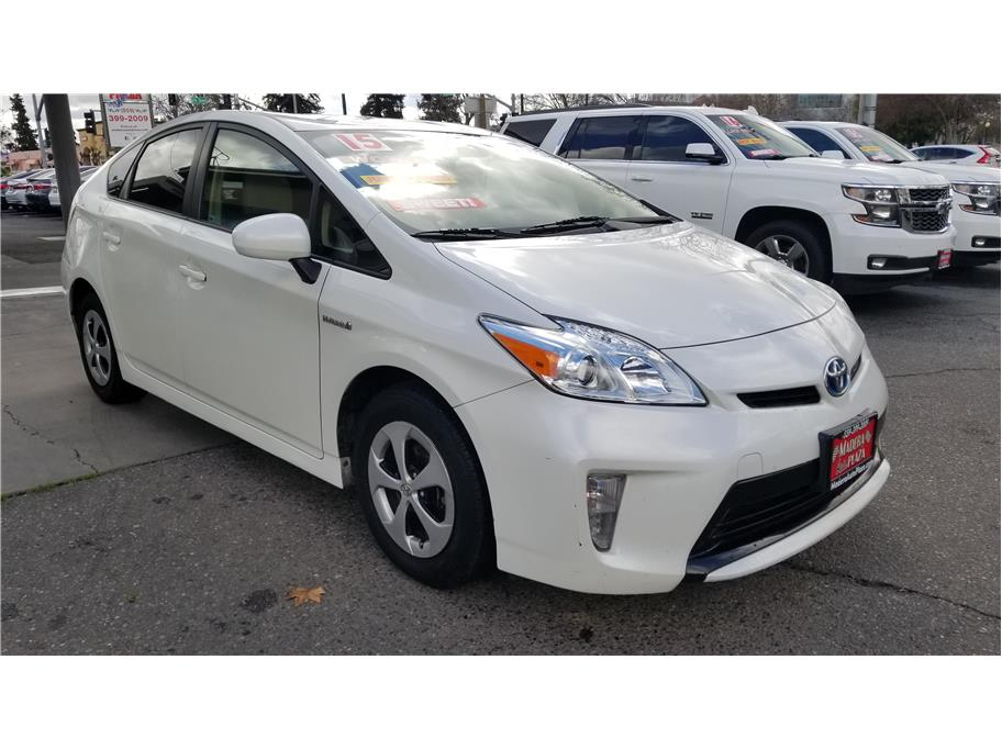 Used 2015 Toyota Prius One Hatchback 4D in Madera, CA