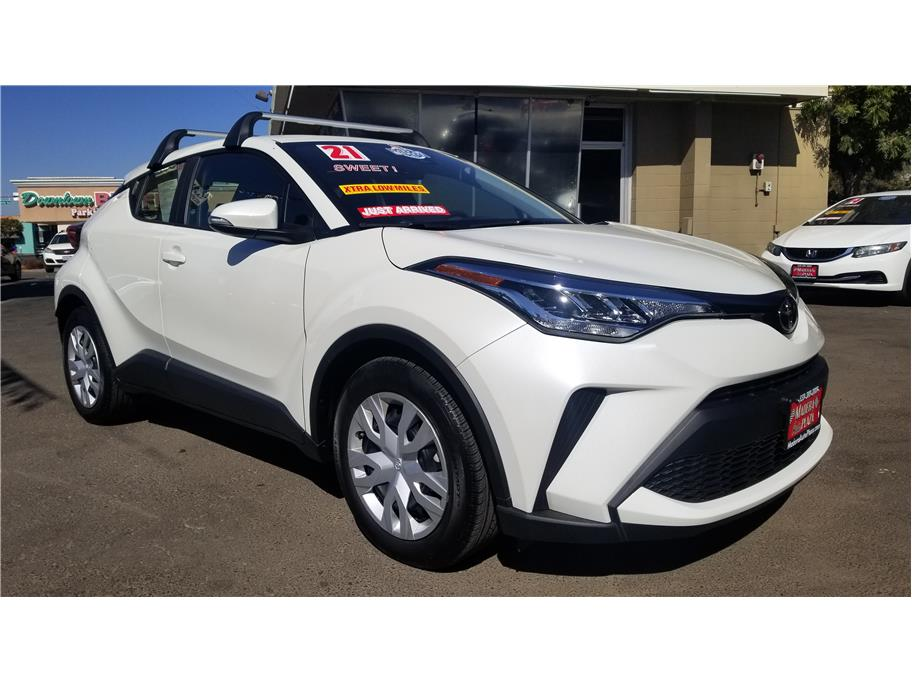 Used 2021 Toyota C-HR LE Sport Utility 4D in Madera, CA