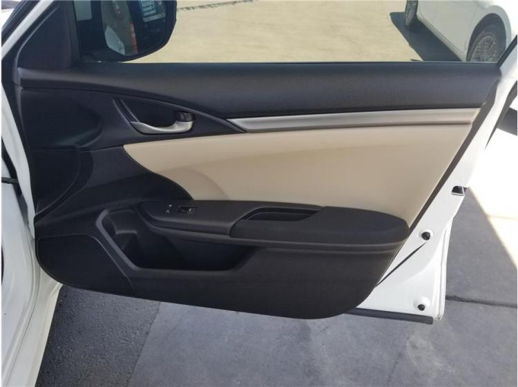 2017 Honda Civic LX Hatchback 4D