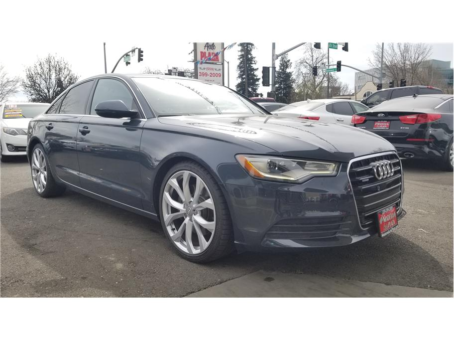 2014 Audi A6 2.0T Premium Plus Sedan 4D in Madera, CA