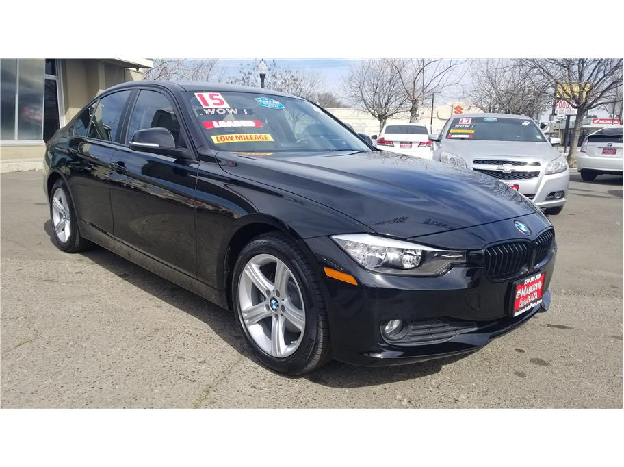 Used 2015 BMW 3 Series 320i Sedan 4D in Madera, CA