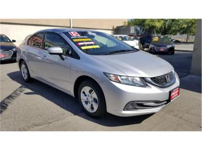 2015 Honda Civic LX Sedan 4D in Madera, CA