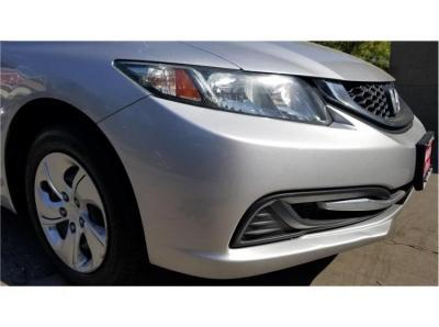 2015 Honda Civic LX Sedan 4D