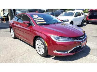 2015 Chrysler 200 Limited Sedan 4D in Madera, CA