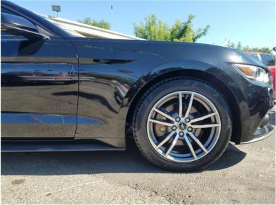 2015 Ford Mustang EcoBoost Premium Coupe 2D in Madera, CA
