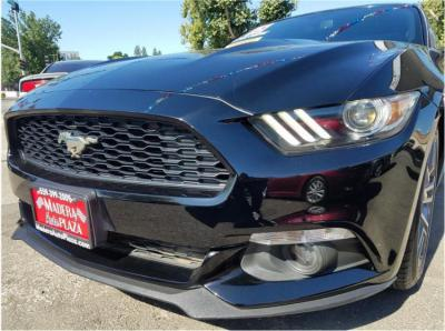 2015 Ford Mustang EcoBoost Premium Coupe 2D