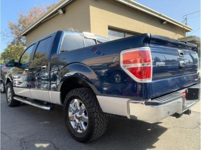 2013 Ford F150 SuperCrew Cab XL Pickup 4D 5 1/2 ft in Madera, CA