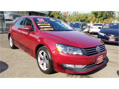 2015 Volkswagen Passat 1.8T Limited Edition Sedan 4D in Madera, CA