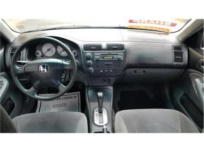 2002 Honda Civic EX Sedan 4D in Madera, CA