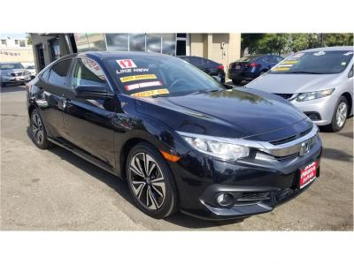 2017 Honda Civic EX-T Sedan 4D