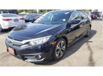2017 Honda Civic EX-T Sedan 4D in Madera, CA