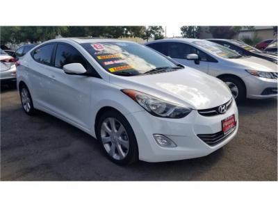 2013 Hyundai Elantra Limited Sedan 4D