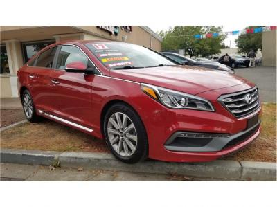 2017 Hyundai Sonata Limited Sedan 4D in Madera, CA