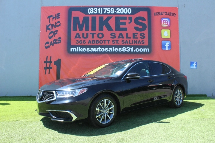 Used 2019 Acura TLX 2.4L FWD in Salinas, CA