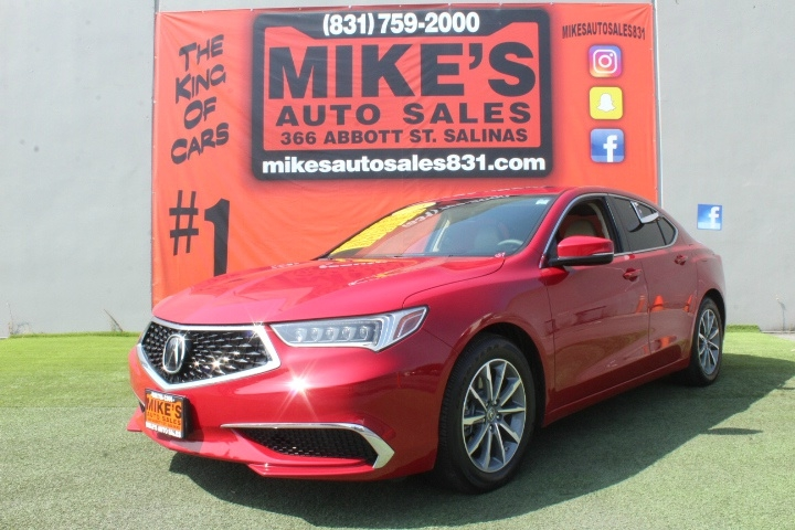 Used 2018 Acura TLX 2.4L FWD in Salinas, CA