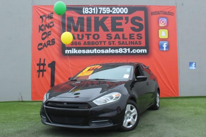 Used 2015 Dodge Dart 4dr Sdn SE in Salinas, CA