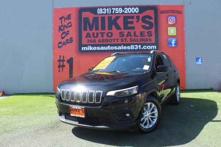 Used 2019 Jeep Cherokee Latitude FWD in Salinas, CA