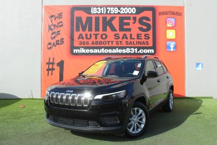 Used 2020 Jeep Cherokee Latitude FWD in Salinas, CA