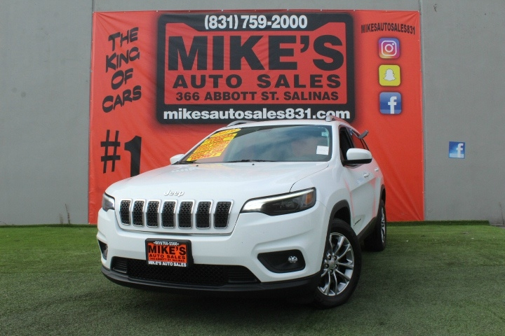 Used 2019 Jeep Cherokee Latitude Plus FWD in Salinas, CA