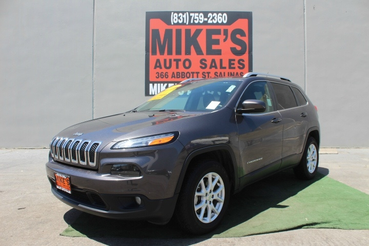 Used 2016 Jeep Cherokee 4WD 4dr North in Salinas, CA