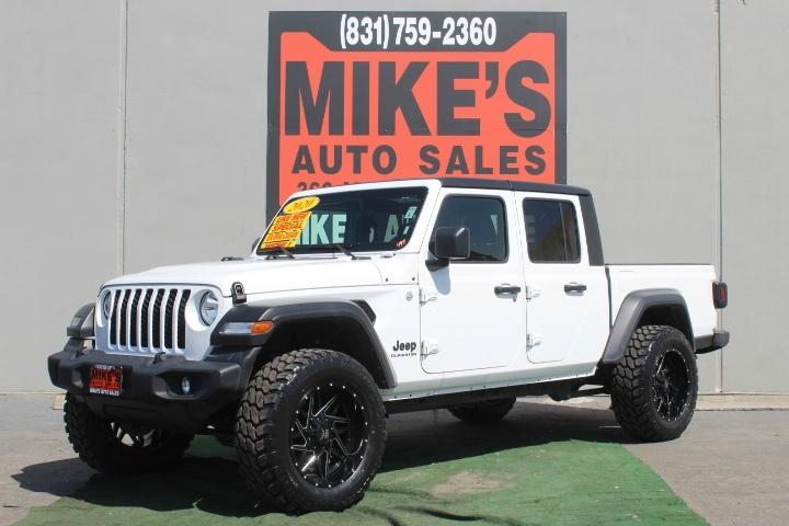 2020 Jeep Gladiator Sport S 4x4 in Salinas, CA