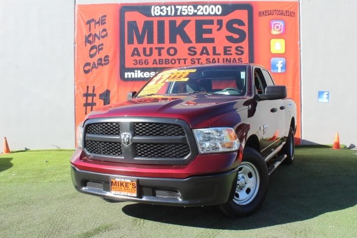 Used 2019 RAM 1500 Classic Tradesman 4x2 Quad Cab 64  Box in Salinas, CA