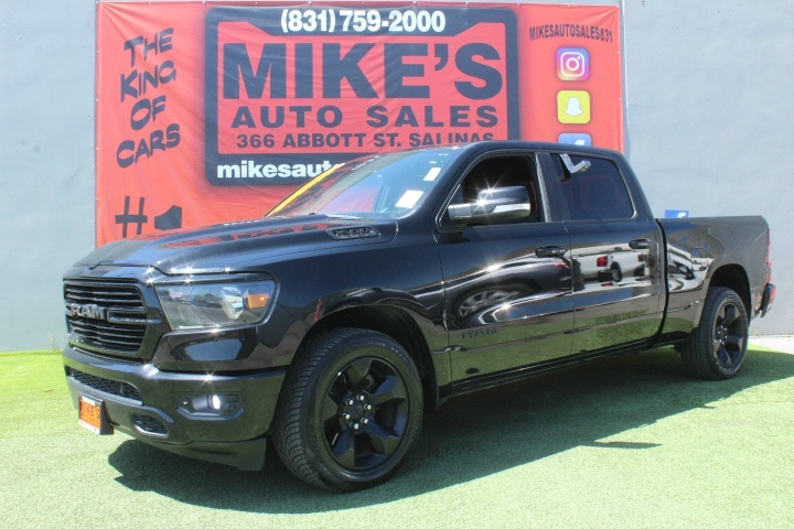 Used 2019 RAM 1500 Big Horn/Lone Star 4x2 Crew Cab 64  Box in Salinas, CA