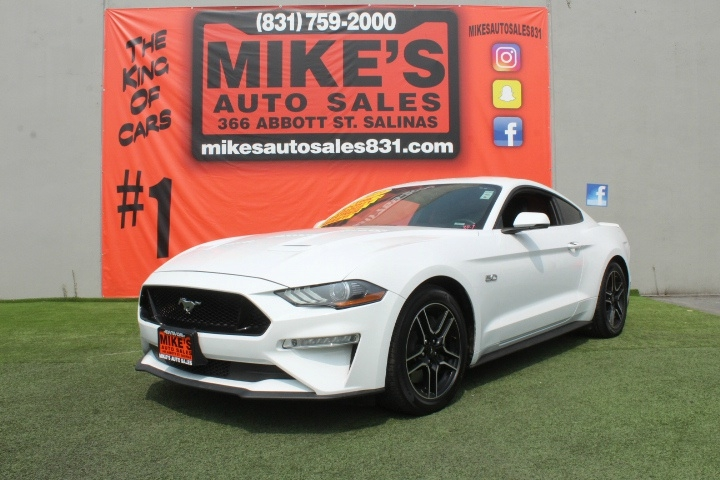 Used 2019 Ford Mustang GT Fastback in Salinas, CA