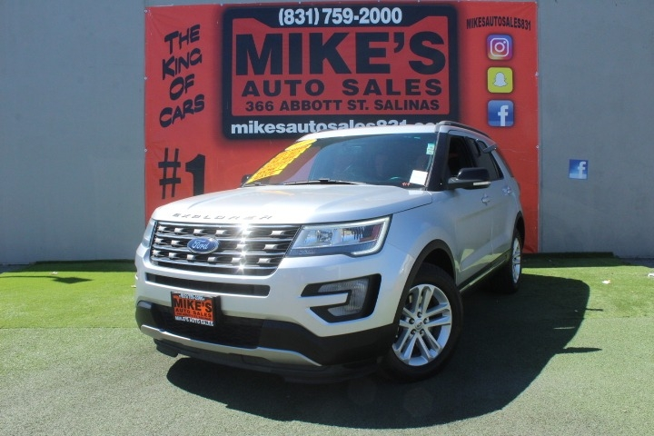 Used 2017 Ford Explorer XLT FWD in Salinas, CA