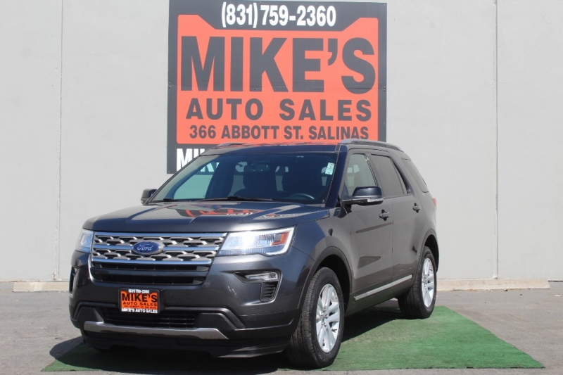 2018 Ford Explorer XLT 4WD in Salinas, CA