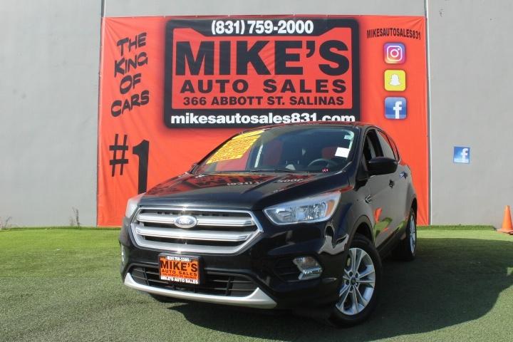 Used 2017 Ford Escape SE 4WD in Salinas, CA