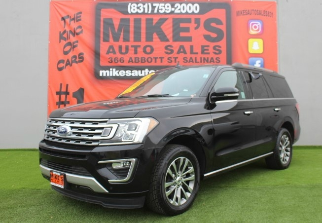 2018 Ford Expedition Limited 4x2 in Salinas, CA