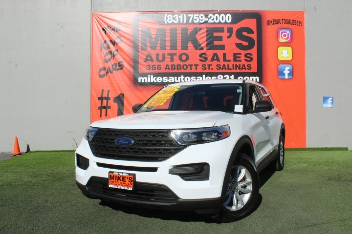 Used 2020 Ford Explorer Base RWD in Salinas, CA