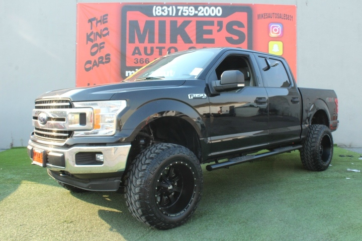 Used 2019 Ford F-150 XL 4WD SuperCrew 5.5 Box in Salinas, CA