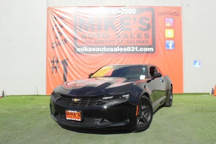 Used 2020 Chevrolet Camaro 2dr Cpe 1LS in Salinas, CA