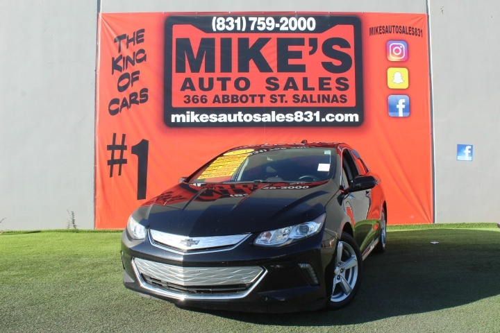 Used 2018 Chevrolet Volt 5dr HB LT in Salinas, CA