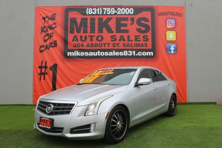 Used 2014 Cadillac ATS 4dr Sdn 2.0L Performance RWD in Salinas, CA