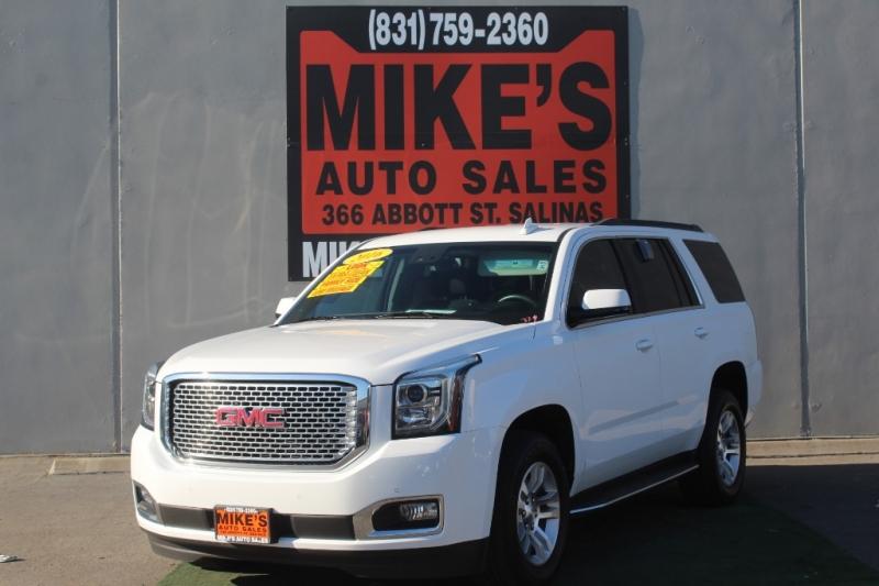 2016 GMC Yukon 4WD 4dr SLE in Salinas, CA