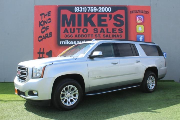 Used 2017 GMC Yukon XL 4WD 4dr SLT in Salinas, CA